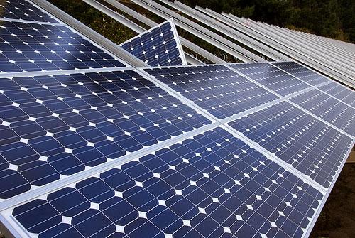 Năng lượng mặt trời gây ô nhiễm ở Trung Quốc