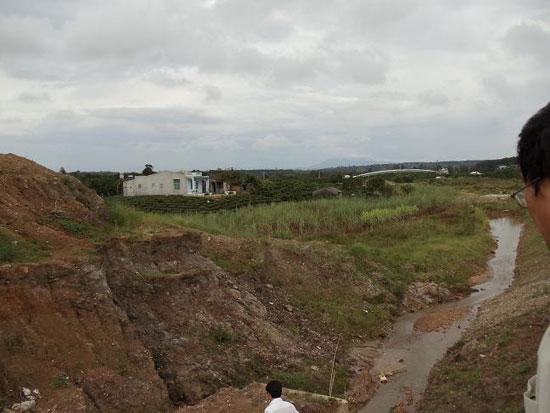 Rò hóa chất ở Tổ hợp bauxite Tân Rai