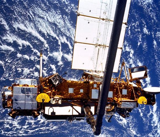 Vệ tinh NASA lao xuống Thái Bình Dương và mất tích