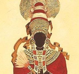 Phát hiện bộ xương Nữ hoàng Maya 2000 năm tuổi