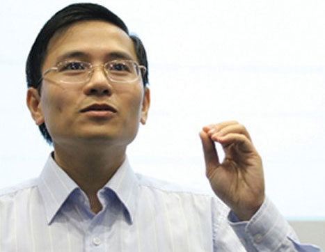 Tiến sỹ Chu Hoàng Long