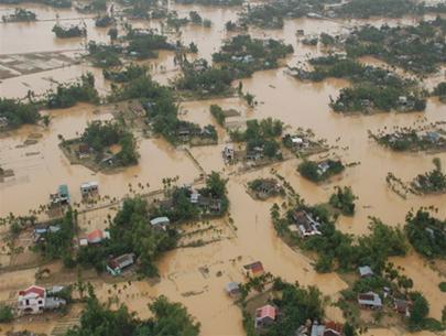 Tin lũ khẩn cấp trên sông Mê Kông