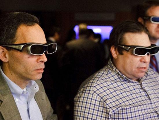 Xem phim 3D… không cần kính