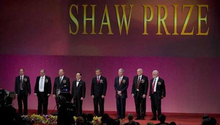 """7 nhà khoa học nhận giải """"Nobel Châu Á"""" năm 2011"""
