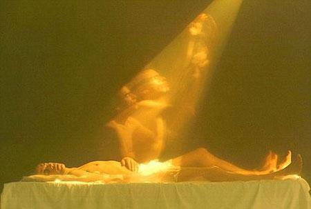 """""""Hào quang"""" của cơ thể sống chính là """"hồn"""""""