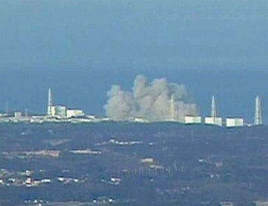 Những vụ nổ nhà máy hạt nhân liên tiếp đã khiến toàn bộ lượng đất ở đây bị nhiễm phóng xạ.