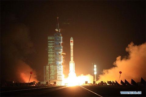 Trung Quốc phóng module đầu tiên cho trạm vũ trụ