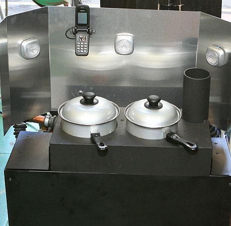 Bếp nấu kiêm máy phát điện Score-Stove