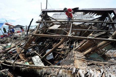 Động đất tại Philippines và Indonesia