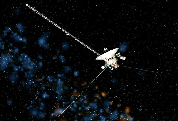 """Tàu Voyager 1 sắp """"vượt biên"""" khỏi hệ Mặt trời"""