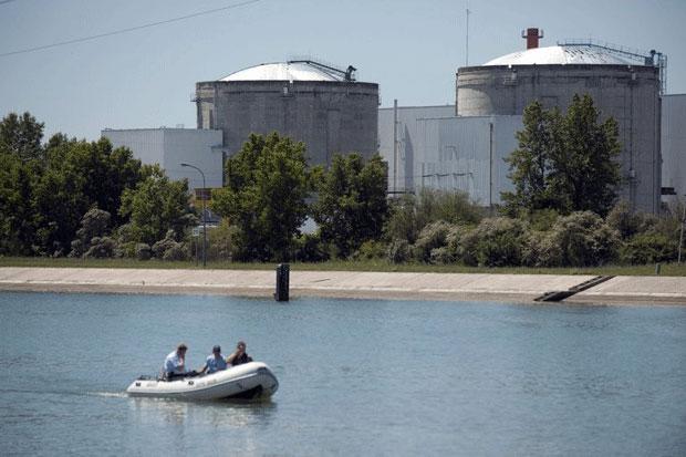 Pháp: Sự cố tại nhà máy điện hạt nhân Fessenheim