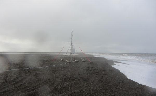 Phát hiện ngôi làng cổ Eskimo dưới lớp băng tan ở Bắc Cực