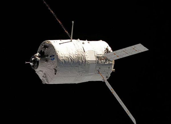 Trạm vũ trụ quốc tế tăng độ cao thêm 2km