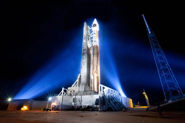 Mỹ vừa phóng thành công vệ tinh do thám tuyệt mật