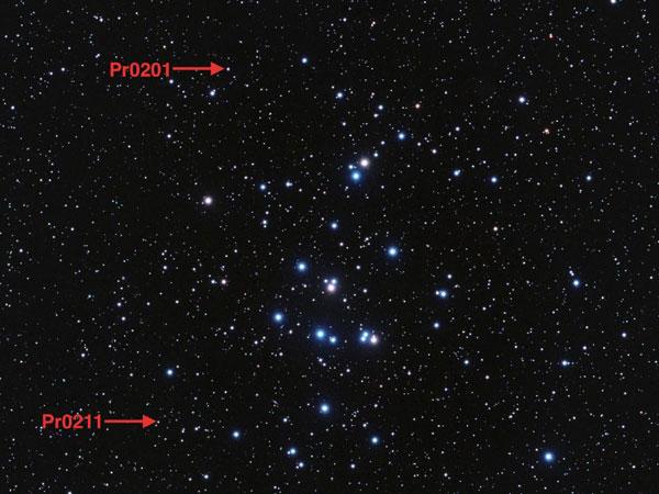 Phát hiện hai hành tinh thể khí quay quanh ngôi sao