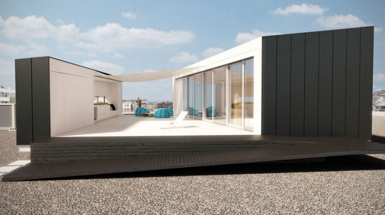 Ngôi nhà tạo ra năng lượng nhiều gấp đôi nhu cầu tiêu thụ