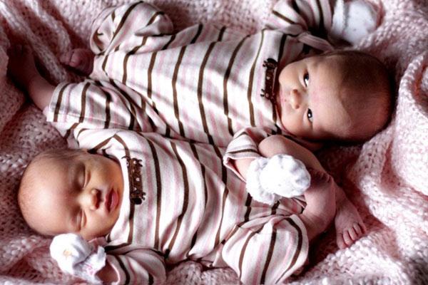 Những điều thú vị về cặp song sinh mà có thể bạn chưa biết