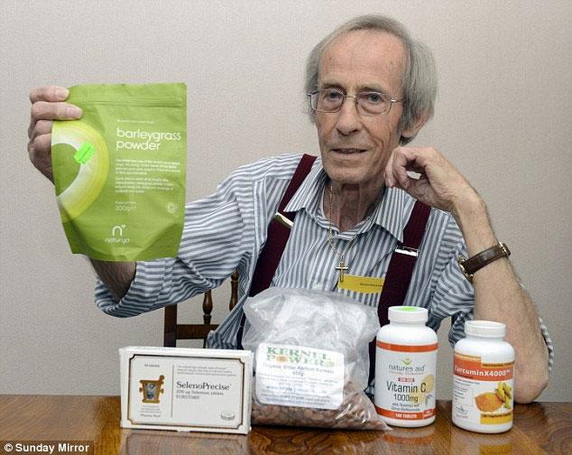 Kỳ tích thoát ung thư nhờ thay đổi chế độ ăn