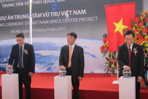Việt Nam sẽ có trung tâm vũ trụ hàng đầu Đông Nam Á