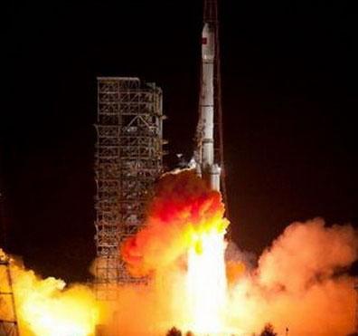 Trung Quốc phóng thành công hai vệ tinh Bắc Đẩu 2