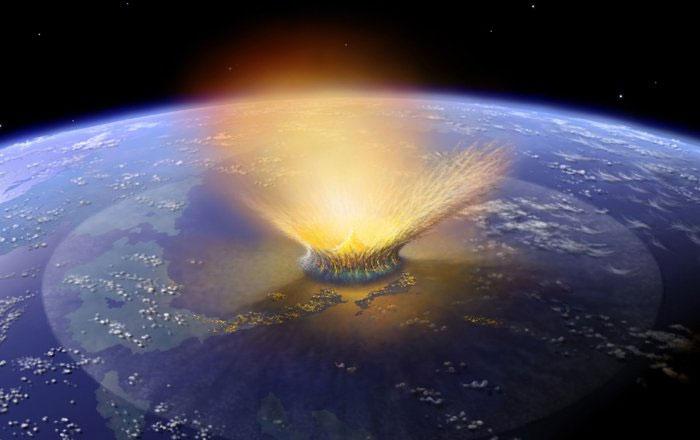 Giới chuyên gia đang nghi ngờ chính thiên thạch đã kích hoạt Kỷ Băng hà