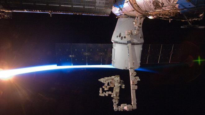 SpaceX sẽ đưa tàu tiếp tế lên ISS