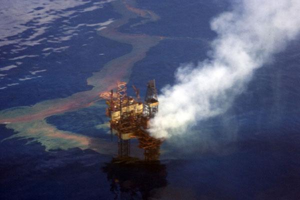 Ô nhiễm trên biển Timor vẫn tiếp tục mở rộng