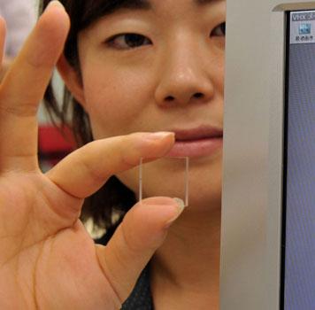 Hé lộ công nghệ chip thẻ nhớ siêu bền