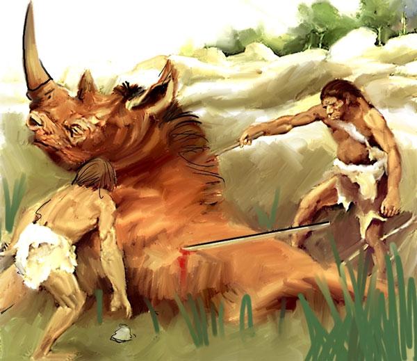 Thuật săn bắn xuất hiện từ 2 triệu năm trước