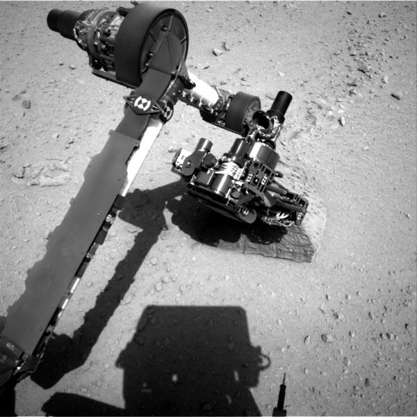 """Lần đầu tiên mổ xẻ """"kim tự tháp"""" trên sao Hỏa"""