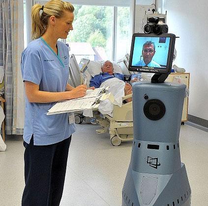 Cuộc cách mạng robot trong lĩnh vực y học