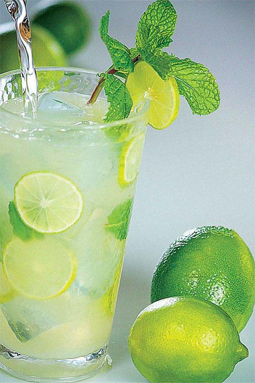 Nước chanh không thể gây ra sỏi trong cơ thể
