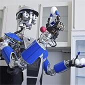 Robot biết nấu ăn – Tiêu chuẩn của nhà bếp tương lai