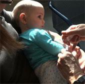 Mỹ khuyến cáo nên tiêm phòng cúm cho trẻ