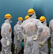 Nước nhiễm xạ tại Fukushima ngấm vào nước ngầm