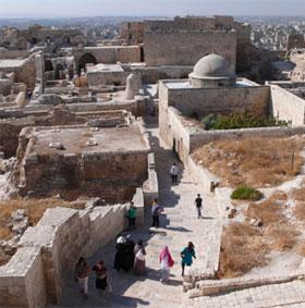 Nền văn minh cổ xưa ở Syria