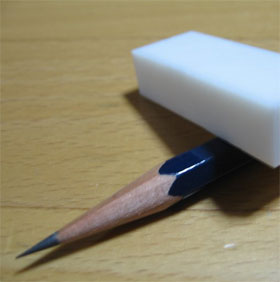 Đôi điều thú vị về bút chì và cục tẩy