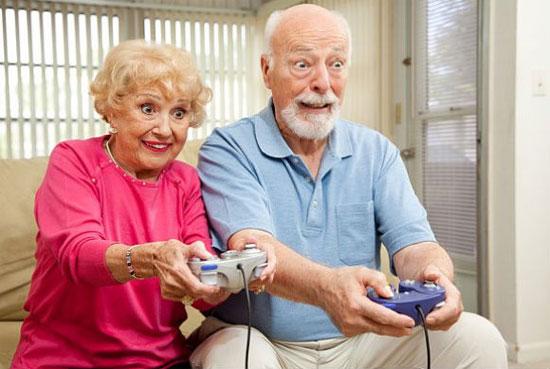 Game giúp người già nhớ tốt hơn