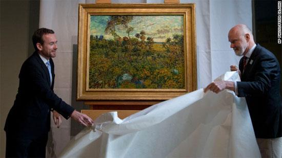 """Phát hiện tác phẩm """"mới"""" của Van Gogh"""