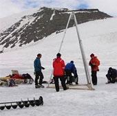Phát hiện dấu hiệu sự sống dưới đáy hồ Nam Cực