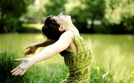 Niềm tin giúp con người hạnh phúc