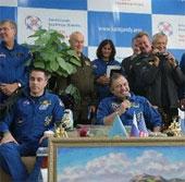 Tàu Soyuz và phi hành đoàn trở về Trái Đất an toàn