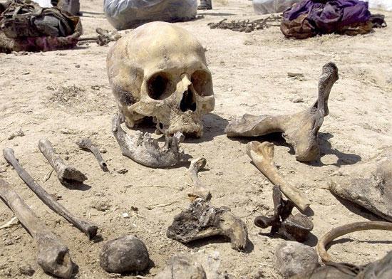 Cách hành quyết kẻ thù đáng sợ của người Maya