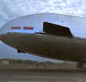 Khinh khí cầu chở hàng lớn nhất thế giới