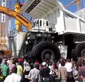 """Video: Những cỗ máy """"khủng"""" nhất thế giới"""