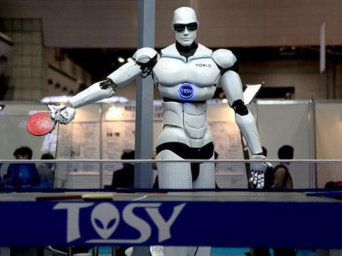 Cơ nhân tạo cho robot siêu nhân