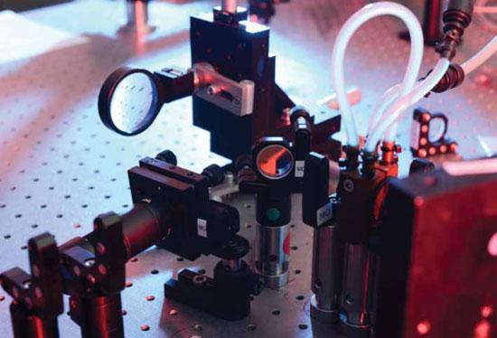 Nam Phi phát triển laser số hóa đầu tiên trên thế giới