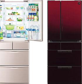 Tủ lạnh tự động khóa cửa khi có động đất