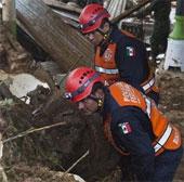 Số người bị chết vì bão ở Mexico đã lên tới hơn 100