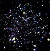 Giả thuyết mới về sự hình thành vũ trụ